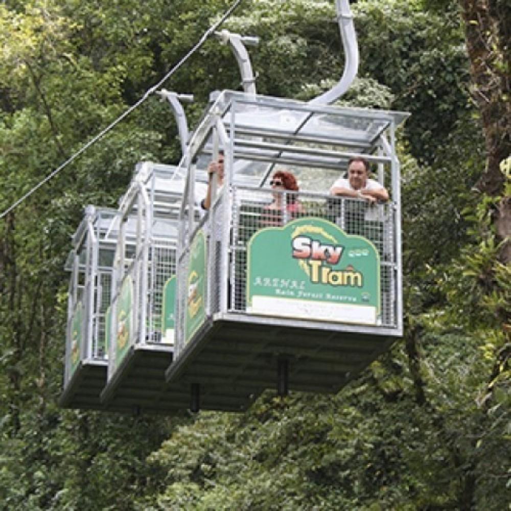 Sky Hike & Sky Tram