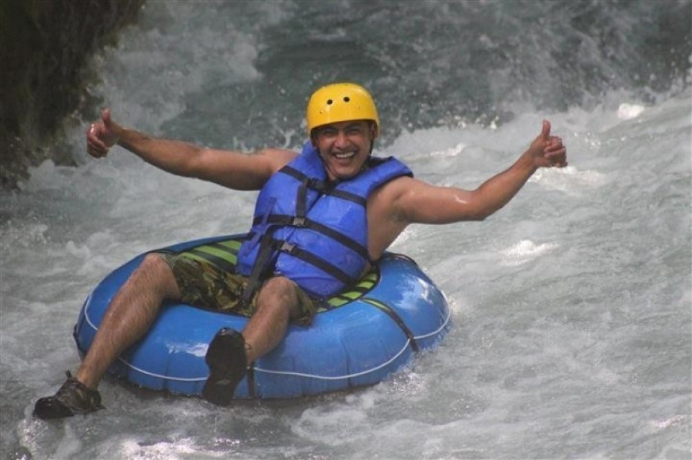 Water Tubing Adventure in Blue River, Hot Springs & More