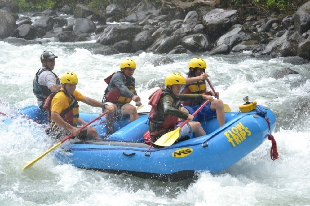 White Water Rafting, Hot Springs & Much More!