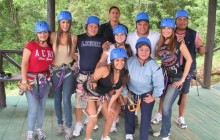 Zip Lining Tour & Blue River Resort