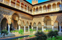 Majestic Seville Panoramic Tour including Entrance Tickets