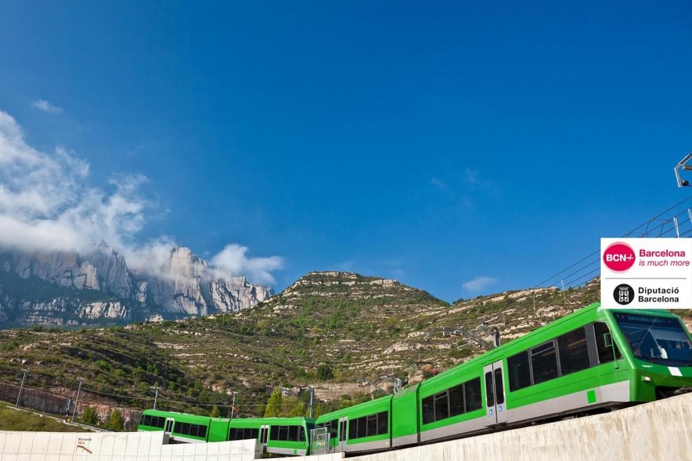 Montserrat Afternoon Tour with Cog Wheel Train