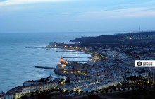Montserrat, Torres Wine Cellars and Sitges From Barcelona