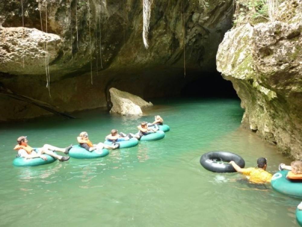 Cave Tubing & Belize Zoo