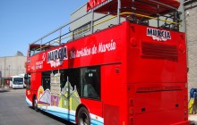 Murcia City Hop On Hop Off Bus Tour (NOT OPERATIONAL)