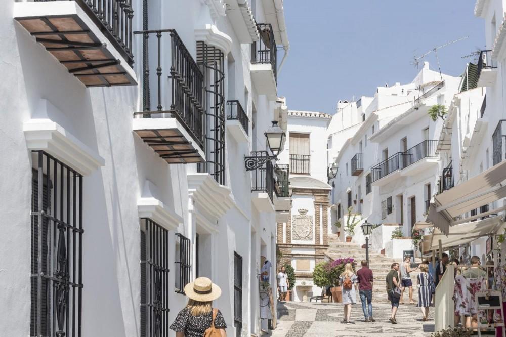 Nerja and Frigiliana Half Day Tour from Malaga