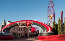 PortAventura Park and Ferrari Land Day Trip from Barcelona