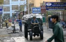 Bat Trang Village