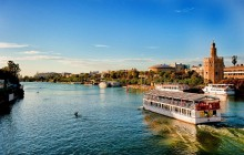 Seville Full Day Tour by High Speed Train from Madrid