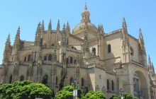 Small Group Segovia and the Medieval Town of Pedraza