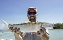 Light Tackle: Fly Fishing Half Day