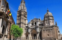 Toledo The City Of Three Cultures from Madrid