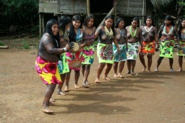 A picture of Embera Village Overnight Tour