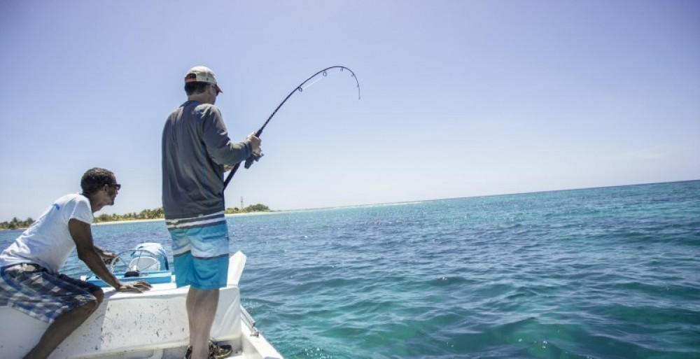 Light Tackle: Spin Fishing (Reef & Cayes) Half Day