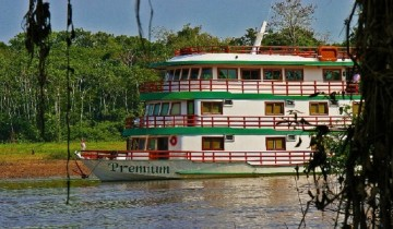 A picture of Luxury Cruise and Lodge Experience along the Amazon River