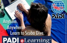 PADI E-Learning Open Water Diver