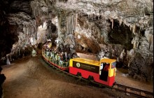 Winter Postojna Cave And Castle Half Day Tour