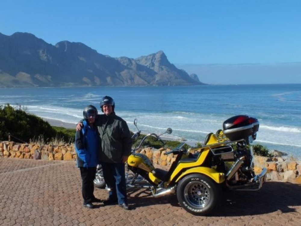 Hermanus & Whale Route by trike