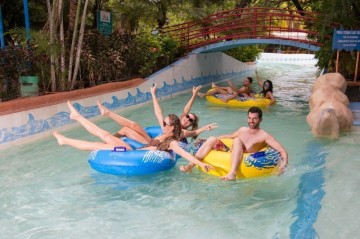 A picture of Valle Dorado resort & water park 3 days 2 nights