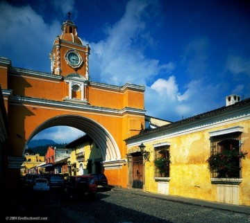 A picture of Antigua Guatemala 3 days 2 nights