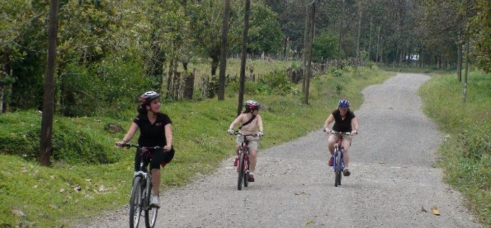Mountain Biking (Beach + Mountain Moderate Level)