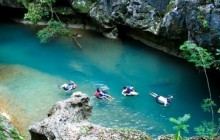 Cave Tubing And Belize Zoo