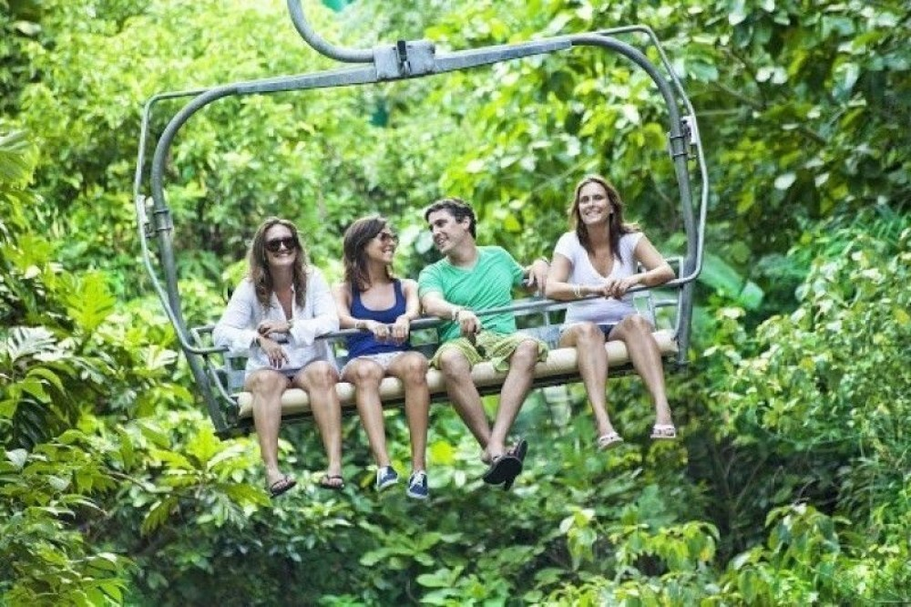 Sky Explorer Mystic Mountain Tour from Ocho Rios