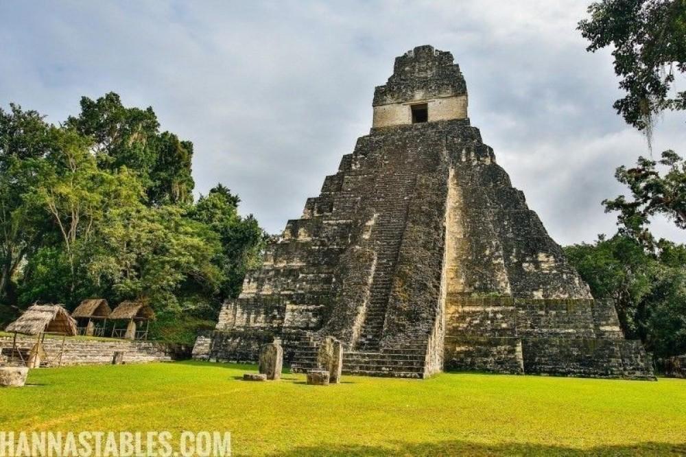Tikal Mayan Ruins Day Tour