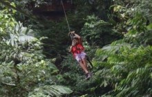 El Valle Zipline and Mountain Tour