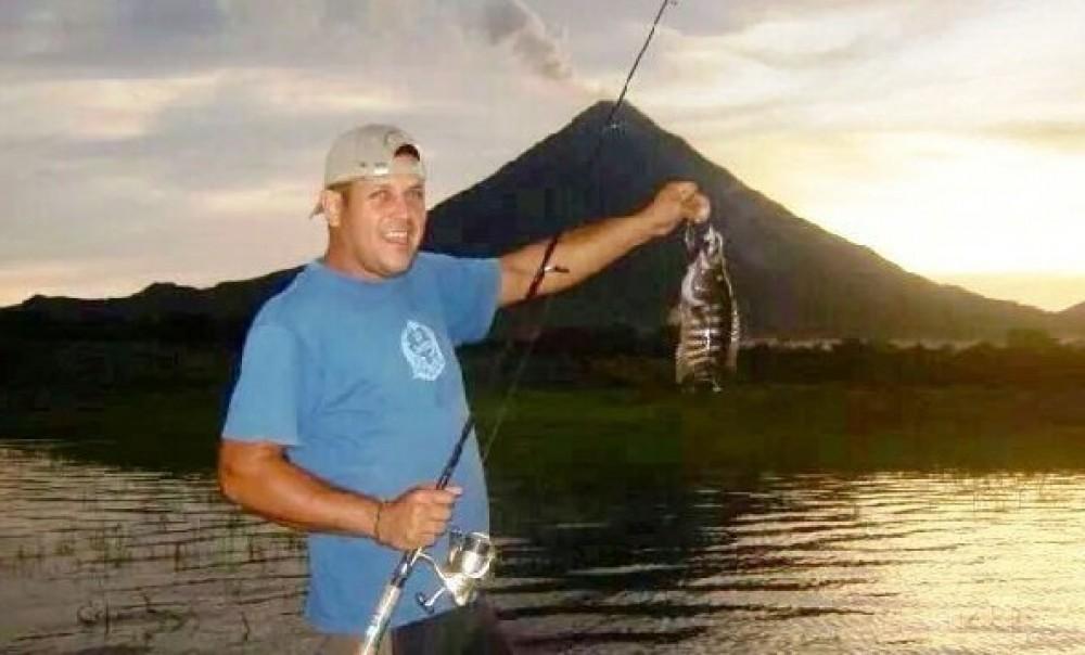 Sport Fishing on Lake Arenal