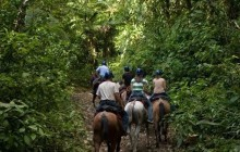 Horseback Ride at the Arenal Volcano