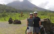 Mountain Biking in Arenal: Single-Track Madness (Challenging)