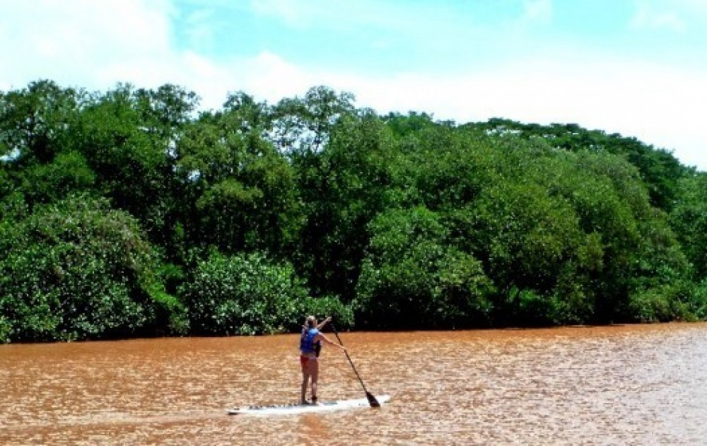 Stand Up Paddle on the Ora River