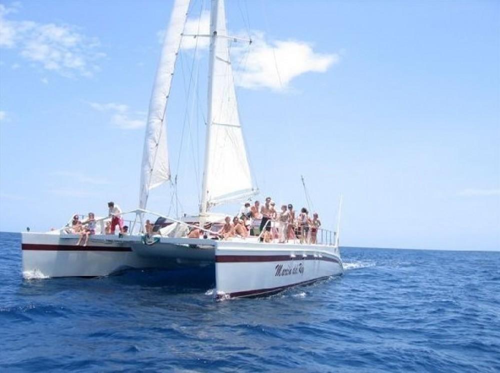 Catamaran Tour in Tamarindo