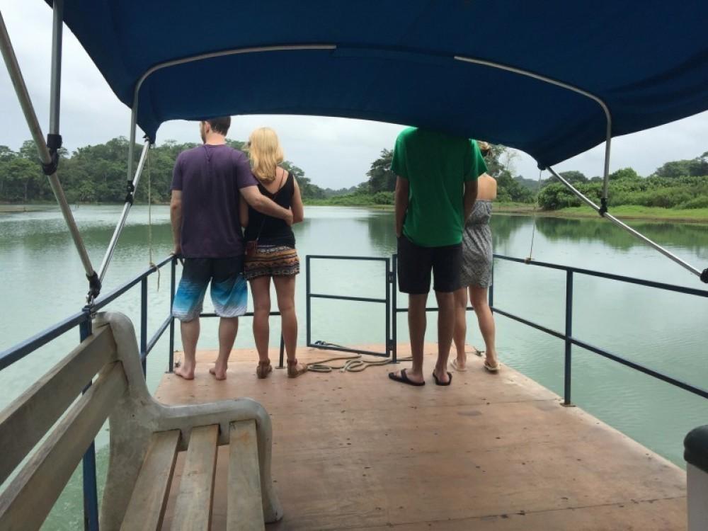 Fishing On Lake Gatun