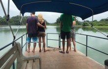 Fishing On Lake Gatun