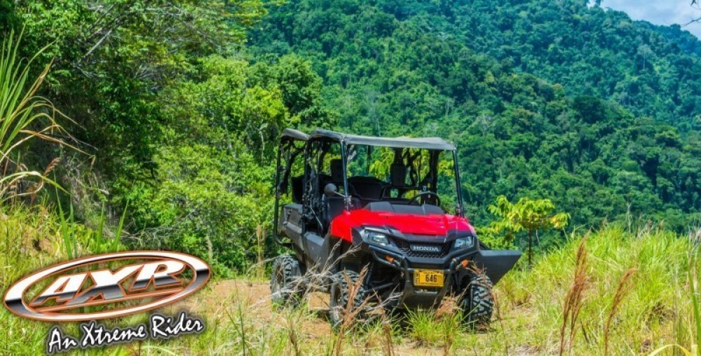 3 Hour 4X4 Buggy Tour