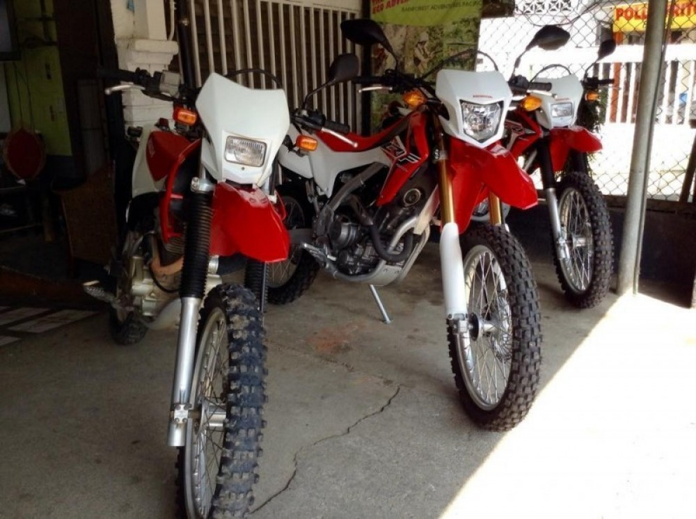 Dirt Bike Rental