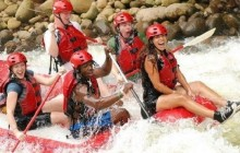 The Jungle Run: Whitewater Rafting Class 3-4 Río Sarapiquí
