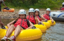 Hell Gate Rocks River Rafting