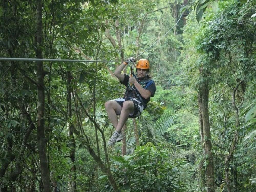 Canopy Vista Arenal Ziplining