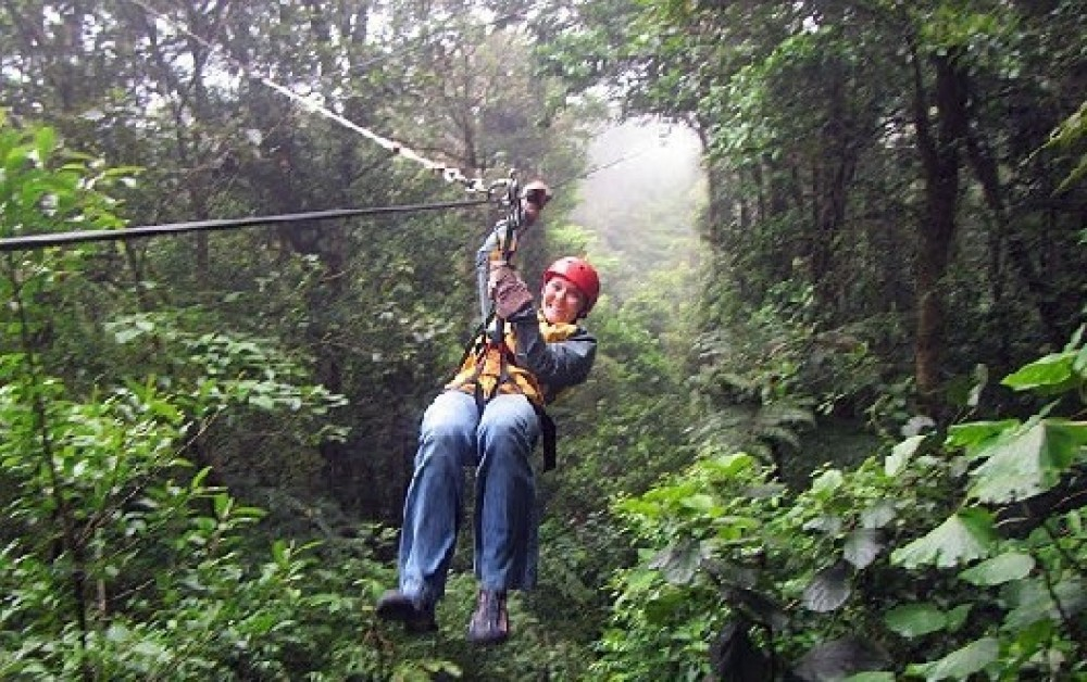 Selvatura Ziplining