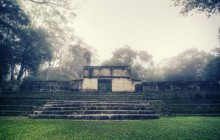 Cahal Pech Maya Temples And Palaces