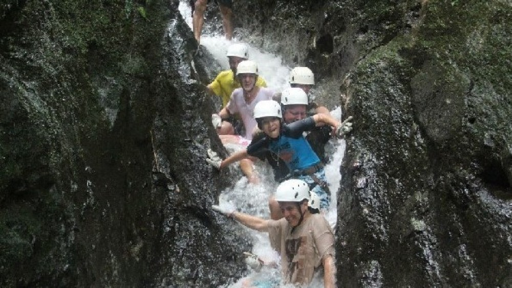 Guanacaste Day Tour: Arenal Canyoning + La Fortuna