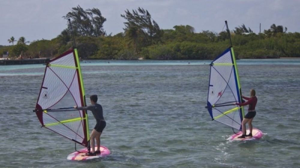 Windsurf Rental (Beginner)