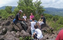 Arenal Combo: Volcano Hike + EcoTermales Hot Springs + Dinner