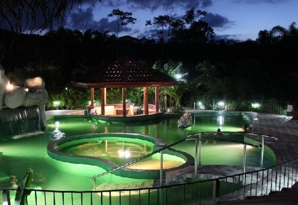 Arenal Combo: Arenal Volcano Hike + Paradise Hot Springs + Dinner