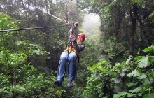 Monteverde Combo: Selvatura Zipline + Self-guided Hanging Bridges
