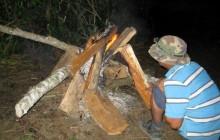 Overnight Canoeing