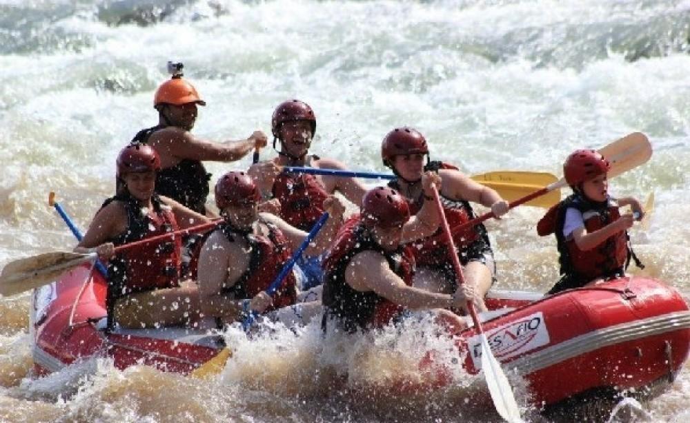 Arenal COMBO Tour: Canopy Ziplining + Rafting Río Balsa